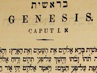 interpretacion genesis